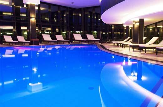 zwembad hotel croatia